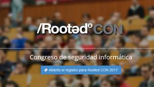 Rooted CON 2017: Conoce cuándo será el congreso de seguridad informática más importante de España