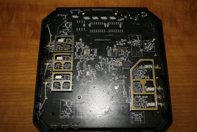 Amplificadores de potencia del router TP-Link Archer C3200