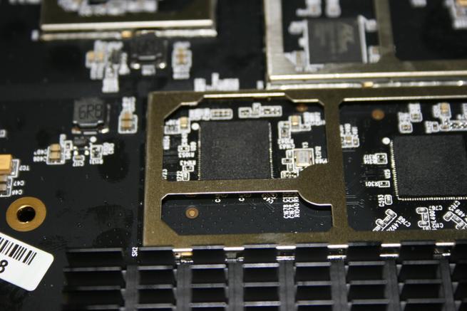 Zona Wi-Fi con los chipsets Broadcom del router TP-Link Archer C3200
