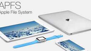 APFS, llega el nuevo sistema de archivos de Apple para iOS 10.3