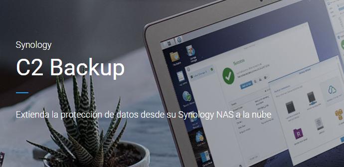 Synology Cloud2 almacenamiento de archivos