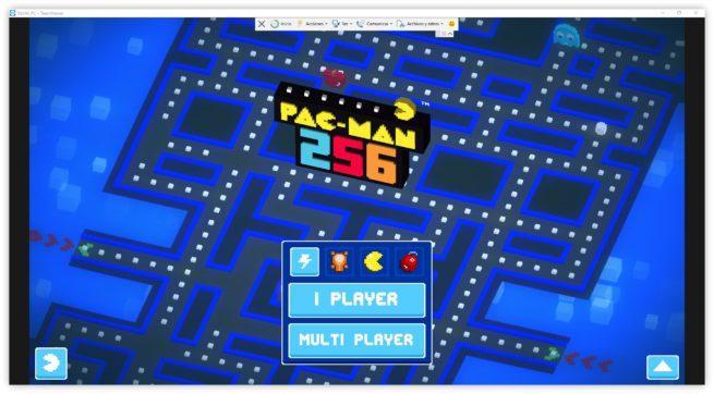 TeamViewer 12 - PacMan Rulez