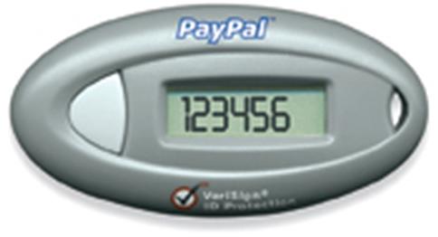 Token seguridad PayPal eBay