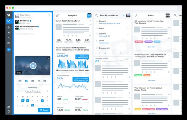 TweetDeck Premium