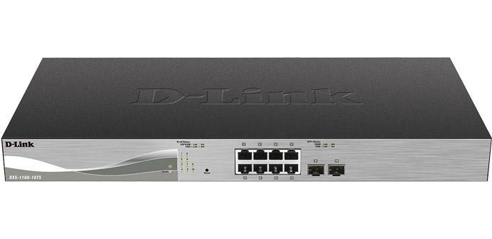 Ver noticia 'Análisis del switch gestionable D-Link DXS-1100-10TS con 8 puertos 10GBASE-T y 2 SFP+'
