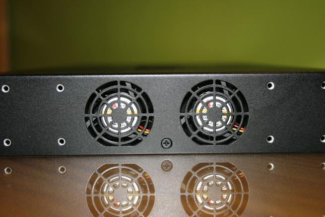 Ventiladores del switch 10G D-Link DXS-1100-10TS