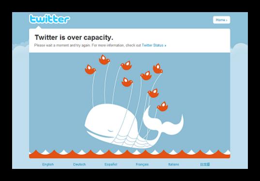 Error 502 Twitter