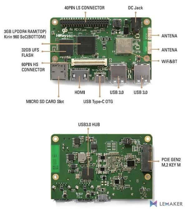 Huawei HiKey 960