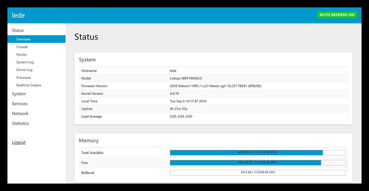 El firmware alternativo LEDE podría volver a unirse con OpenWRT