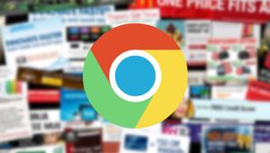 No, Google no va a incluir un bloqueador de publicidad en Google Chrome