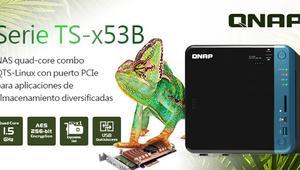 QNAP TS-x53B son los nuevos NAS del fabricante a tener muy en cuenta, conoce todas sus características