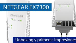 Conoce el repetidor Wi-Fi NETGEAR EX7300 Nighthawk X4 en nuestro vídeo