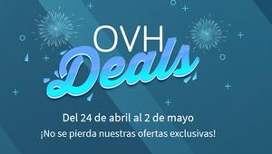 Ofertas en OVH con descuentos en VPS, servidores dedicados, dominios y mucho más