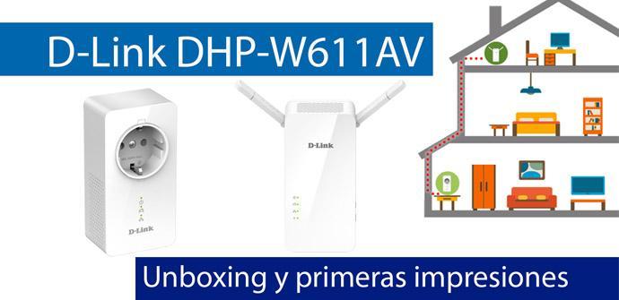 Ver noticia 'Conoce los PLC D-Link DHP-W611AV con Wi-Fi en nuestro vídeo'