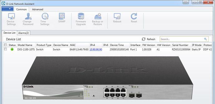 Ver noticia 'Conoce el software D-Link Network Assistant para la gestión fácil y rápida de switches'