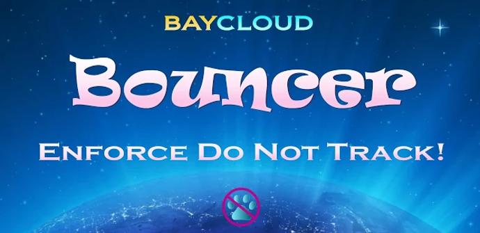 Bloquear rastreo Baycloud Bouncer