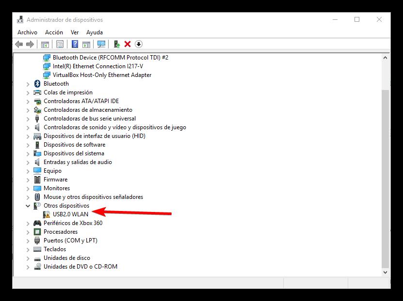 descargar driver wifi para pc windows 10