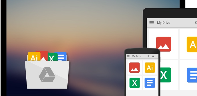 Dispositivos Google Drive