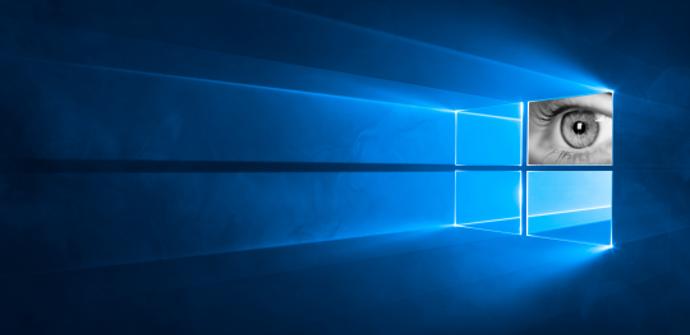 Espionaje Windows 10
