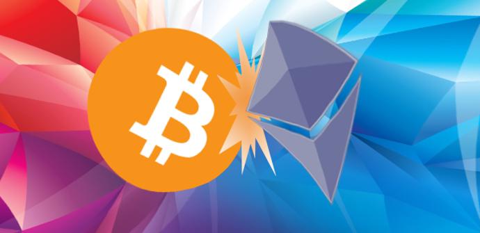 Ethereum - Bitcoin