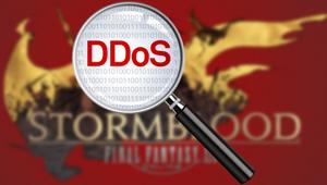 Los servidores de SquareEnix del juego online Final Fantasy XIV – Stormblood están bajo un ataque DDoS