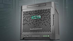 HP lanza el nuevo servidor HPE ProLiant MicroServer Gen10, conoce todas sus características