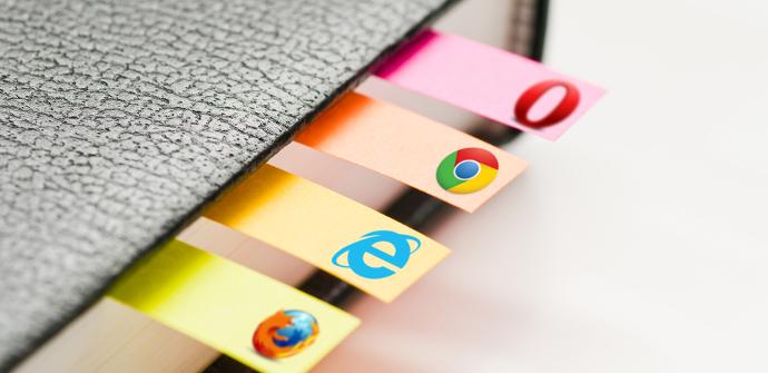 Marcadores navegadores