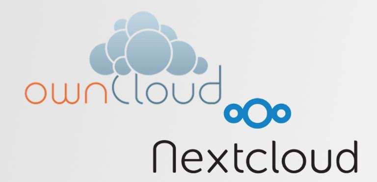 3 razones para dejar ownCloud y montar una nube privada con Nextcloud