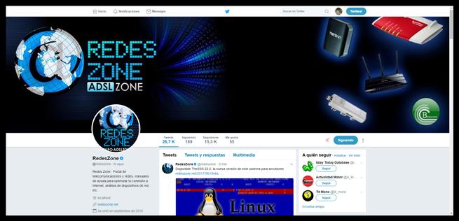 Nuevo diseño Twitter junio 2017