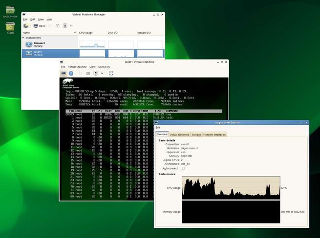 SUSE en Windows 10