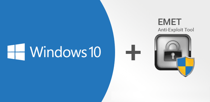 Windows 10 y EMET