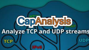CapAnalysis es una herramienta muy visual para analizar el tráfico de red capturado