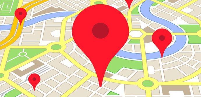 Crear mapas de lugares visitados con Google Maps