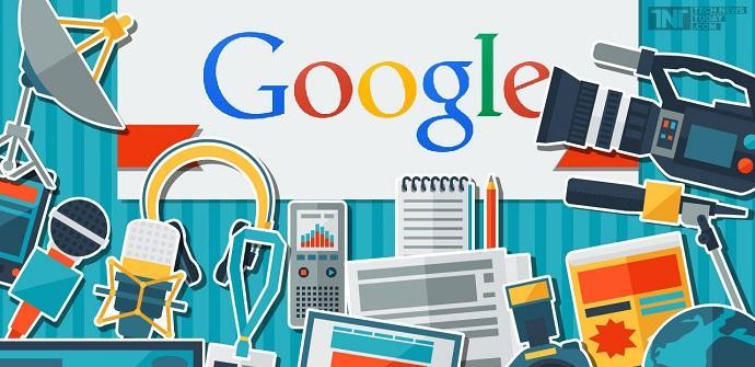 google news rediseño de la interfaz