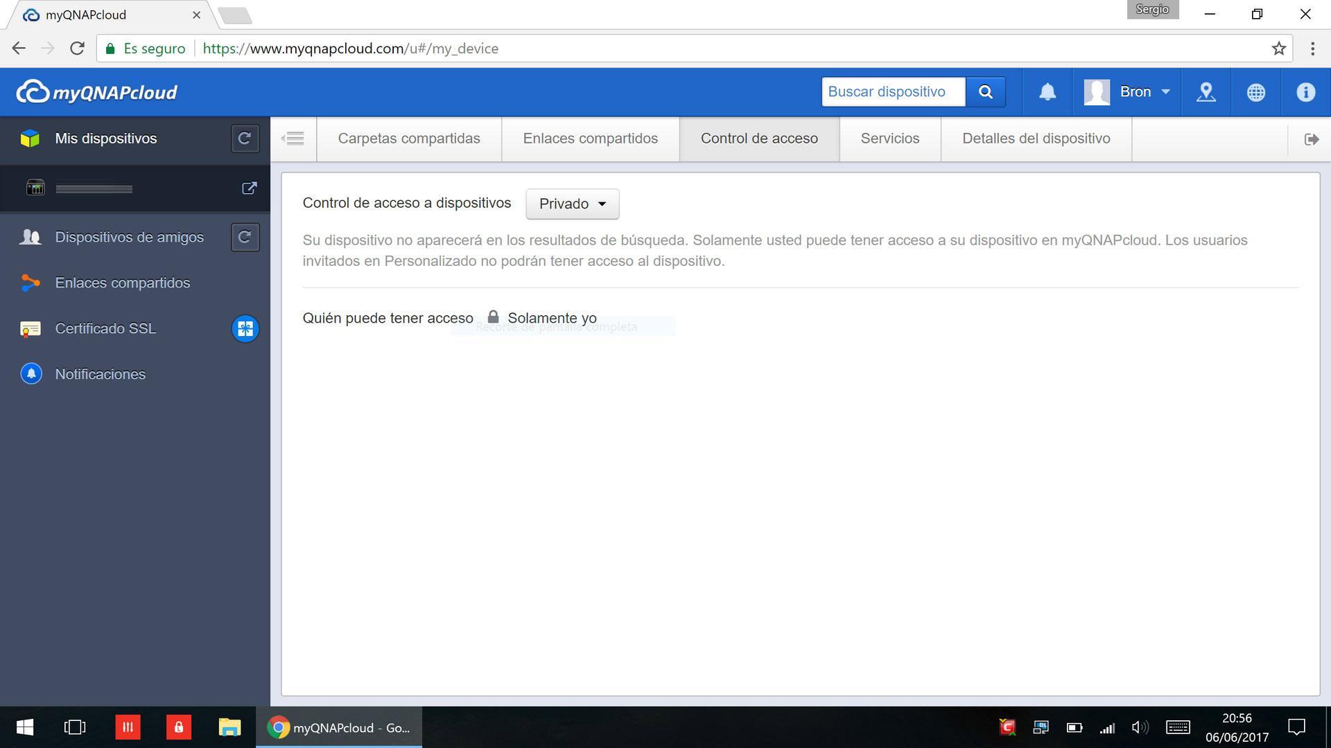 QNAP Browser Station: Probamos este software para acceso