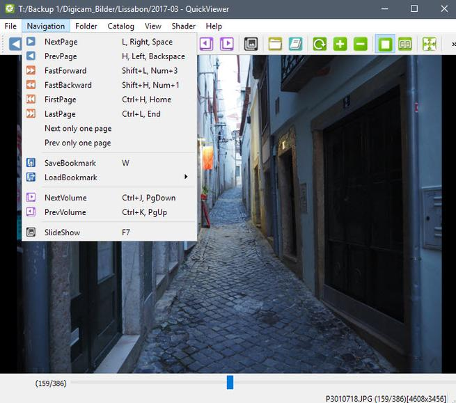 quickviewer visor de imagenes gratuito para equipos Windows