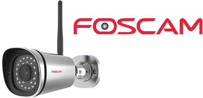 Foscam FI9900P primeras impresiones de esta cámara IP