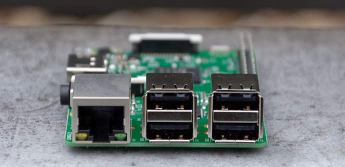 Raspberry Pi 3 USB