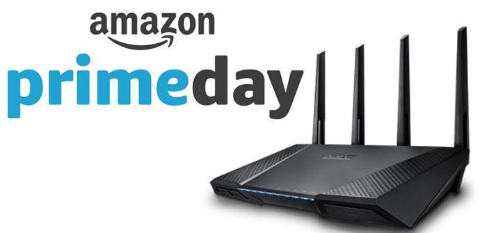 Ver noticia 'ASUS revienta el Amazon Prime Day con su router de gama alta ASUS RT-AC87U por 130 euros'