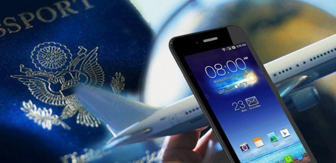 Controlar los datos de nuestro móvil cuando viajamos