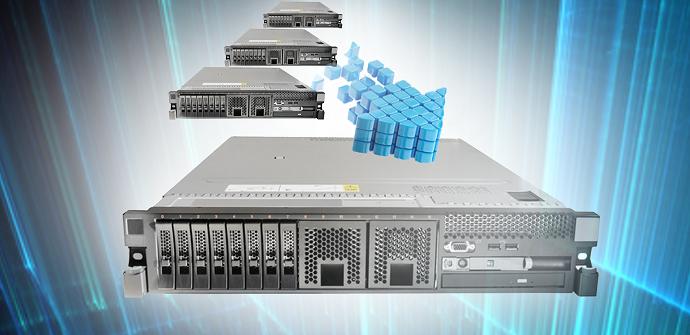 esxi software de virtualizacion