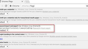 Google Chrome: cómo exportar e importar contraseñas