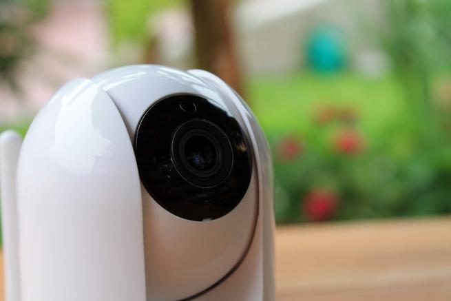 fpscam r2 detalle de la lente y su contorno