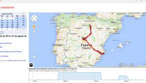 ¿Tienes el historial de localizaciones de Google activado? Aprende cómo desactivarlo