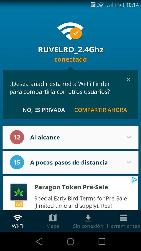 Avast Wi-Fi Finder - Principal