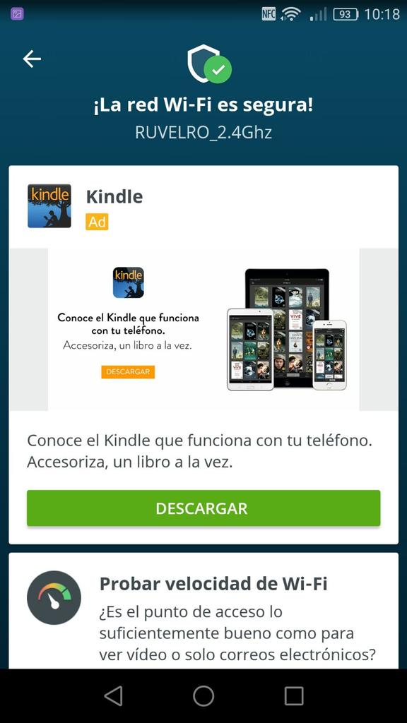Avast Wi-Fi Finder - Wi-Fi Seguro