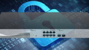 Conoce las opciones de seguridad de red que tiene el switch D-Link DXS-1100-10TS