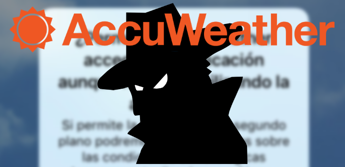 Espionaje AccuWeather