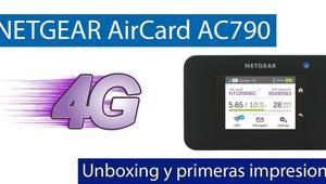 Conoce el MiFi 4G de alto rendimiento NETGEAR AirCard AC790 en nuestro video