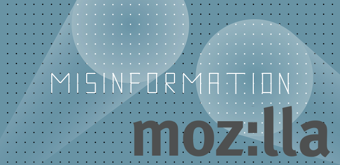 Noticias falsas Mozilla